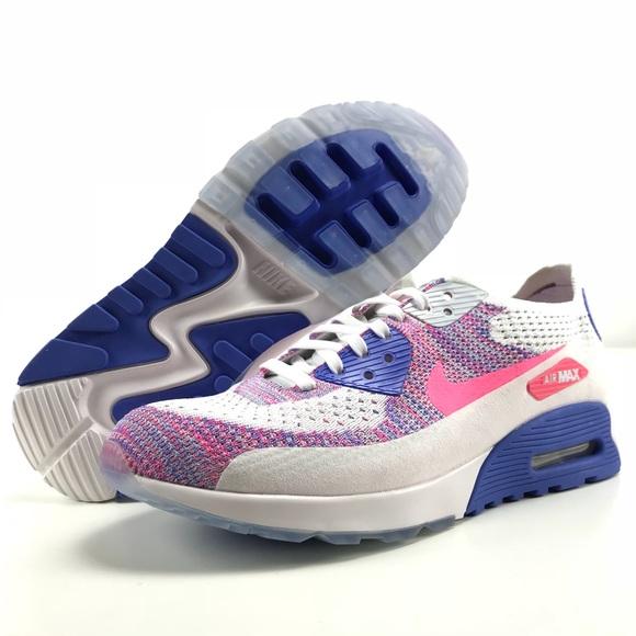 buy online 95e52 9ca37 Nike Air Max 90 Ultra 2.0 Flyknit Womens Medium